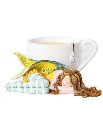 Chamomile Tea Fairy Statue Mythic Decor  Dragon Statues, Angels, Myths & Legend Statues & Home Decor