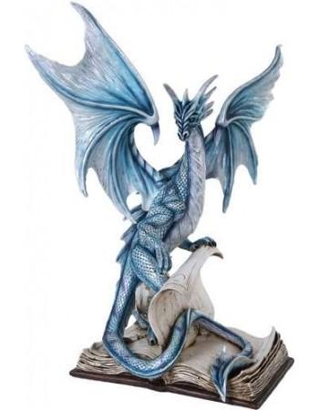 Dragon Spell Fantasy Art Statue Mythic Decor  Dragon Statues, Angels, Myths & Legend Statues & Home Decor