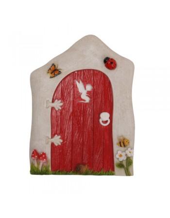 Cottage Fairy Door Mythic Decor  Dragon Statues, Angels, Myths & Legend Statues & Home Decor