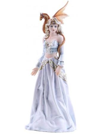 Asiria, Lady of Dragons Fantasy Art Statue Mythic Decor  Dragon Statues, Angels, Myths & Legend Statues & Home Decor