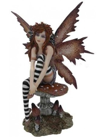 Naughty Fairy Statue Mythic Decor  Dragon Statues, Angels, Myths & Legend Statues & Home Decor