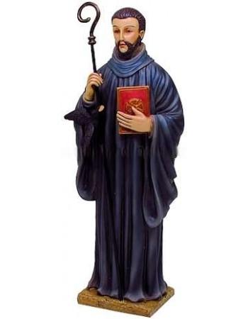 Saint Benedict Christian Statue Mythic Decor  Dragon Statues, Angels, Myths & Legend Statues & Home Decor