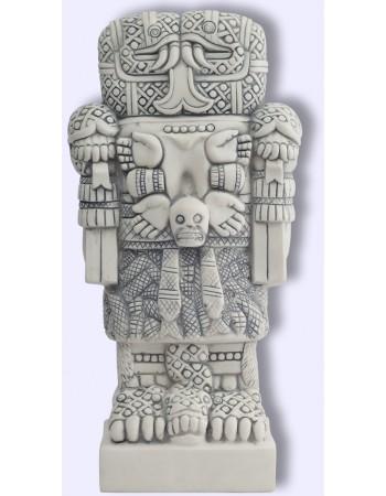Coatlique, Aztec Goddess of Life, Death, and Rebirth Statue Mythic Decor  Dragon Statues, Angels, Myths & Legend Statues & Home Decor