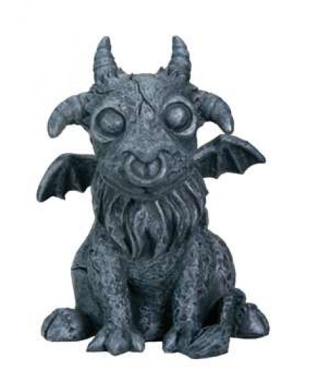 Baby Goat Gargoyle Figurine at Mythic Decor,  Dragon Statues, Angels, Myths & Legend Statues & Home Decor