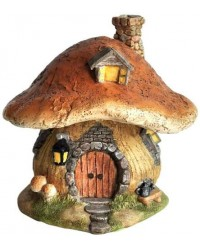 Enchanted Story Fairy Village Statues Mythic Decor  Dragon Statues, Angels, Myths & Legend Statues & Home Decor