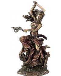 Orisha African God Statues Mythic Decor  Dragon Statues, Angels, Myths & Legend Statues & Home Decor