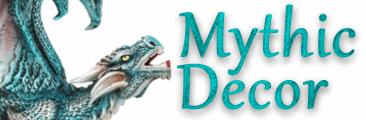 Mythic Decor  Dragon Statues, Angels, Myths & Legend Statues & Home Decor
