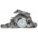 Dragonlore Desk Clock at Mythic Decor,  Dragon Statues, Angels & Demons, Myths & Legends |Statues & Home Decor