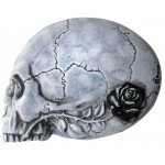 Nevermore Skull Raven Compact Makeup Mirror at Mythic Decor,  Dragon Statues, Angels, Myths & Legend Statues & Home Decor