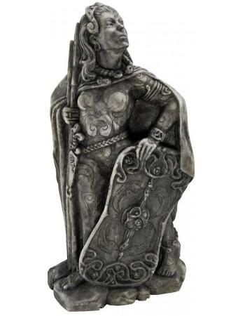 Morrigan Celtic War Goddess Statue Mythic Decor  Dragon Statues, Angels, Myths & Legend Statues & Home Decor