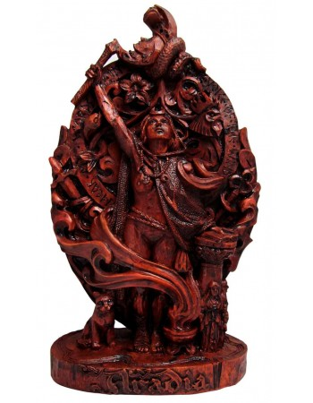 Aradia, Queen of the Witches, Statue Mythic Decor  Dragon Statues, Angels, Myths & Legend Statues & Home Decor