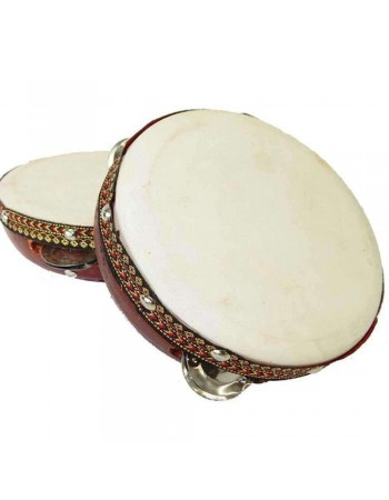 Tambourine Drum 6 Inches Mythic Decor  Dragon Statues, Angels & Demons, Myths & Legends |Statues & Home Decor
