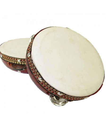Tambourine Drum 6 Inches at Mythic Decor,  Dragon Statues, Angels & Demons, Myths & Legends |Statues & Home Decor