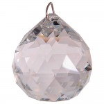 Crystal Prism Faceted Sphere at Mythic Decor,  Dragon Statues, Angels, Myths & Legend Statues & Home Decor