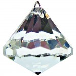 Crystal Prism Faceted Diamond at Mythic Decor,  Dragon Statues, Angels & Demons, Myths & Legends |Statues & Home Decor