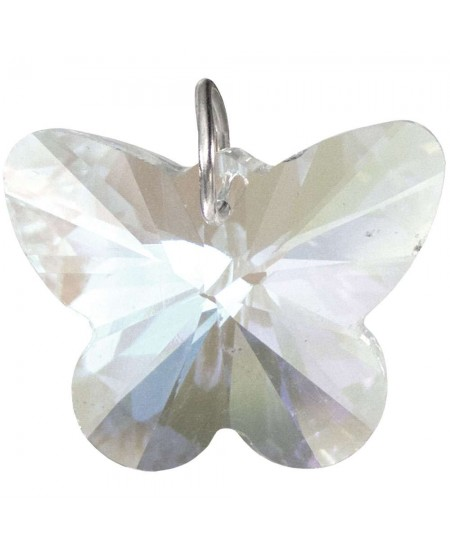 Crystal Prism Faceted Butterfly at Mythic Decor,  Dragon Statues, Angels, Myths & Legend Statues & Home Decor
