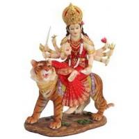 Durga, Hindu Goddess of Justice Statue
