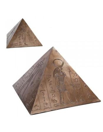 Egyptian Pyramid Memorial Keepsake Urn Mythic Decor  Dragon Statues, Angels, Myths & Legend Statues & Home Decor
