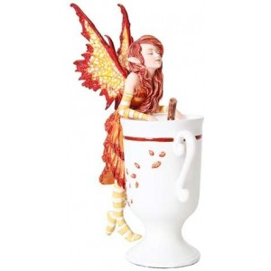 Cider Fairy by Amy Brown Mythic Decor  Dragon Statues, Angels & Demons, Myths & Legends |Statues & Home Decor