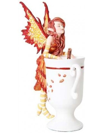 Cider Fairy Statue Mythic Decor  Dragon Statues, Angels, Myths & Legend Statues & Home Decor
