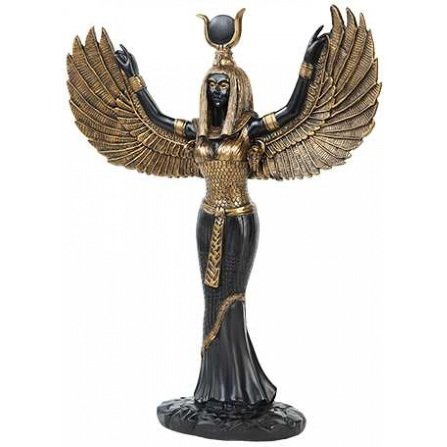 Consider, that ancient egyptian goddess isis with you
