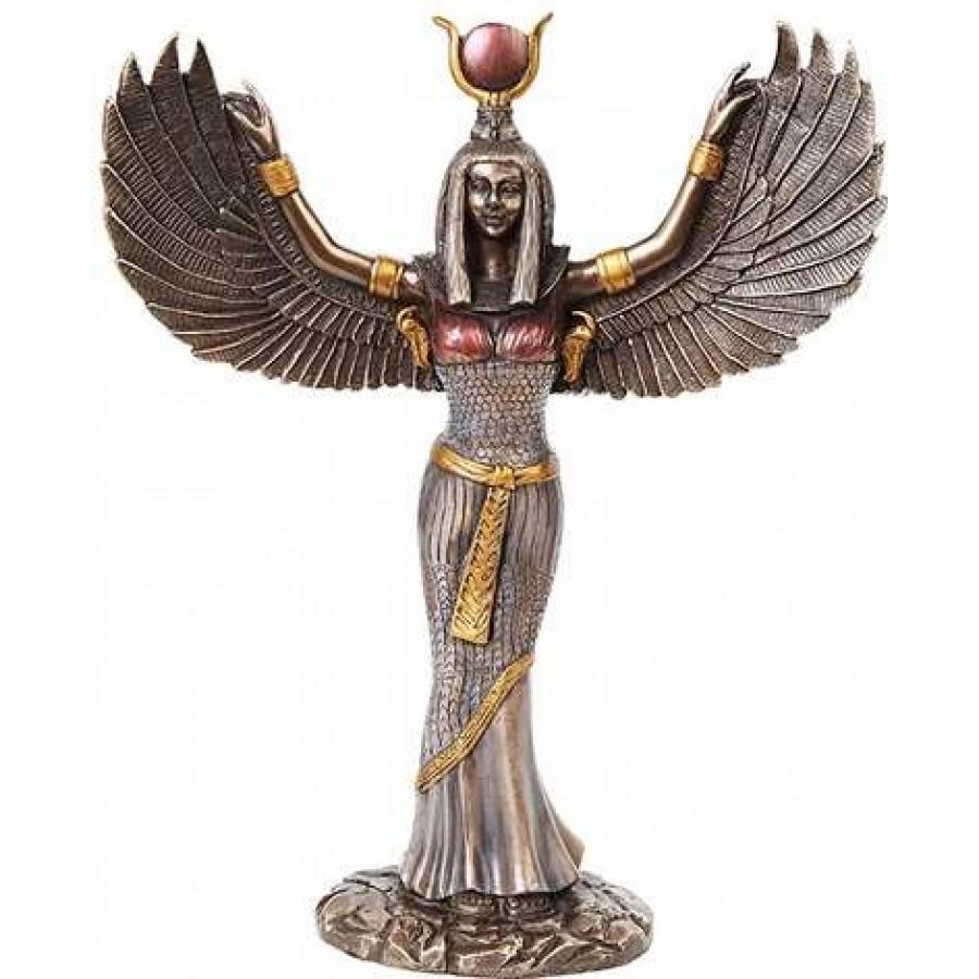 egyptian winged goddess - photo #4