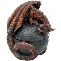 Dragon Guardian Trinket Box