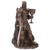 King Arthur, The Legend Bronze Resin Statue