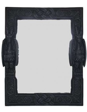 Celtic Dragon Wall Mirror Mythic Decor  Dragon Statues, Angels, Myths & Legend Statues & Home Decor