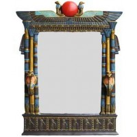 Mirrors  Mythic Decor  Dragon Statues, Angels & Demons, Myths & Legends |Statues & Home Decor