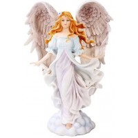 Seraphim Angel of Purity Statue