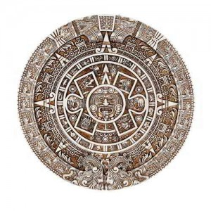 Aztec Solar Calendar Wall Relief Plaque Mythic Decor  Dragon Statues, Angels & Demons, Myths & Legends |Statues & Home Decor