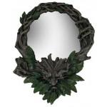 Greenman Wall Mirror at Mythic Decor,  Dragon Statues, Angels, Myths & Legend Statues & Home Decor