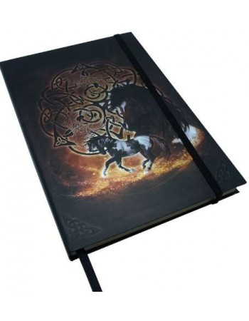 Celtic Horse Journal Mythic Decor  Dragon Statues, Angels, Myths & Legend Statues & Home Decor