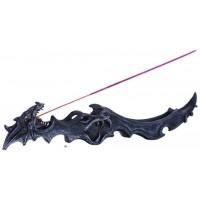 Gothic Dragon Incense Burner