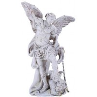 Archangel Michael Small Christian Statue