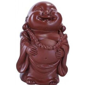 Maitreya Laughing Buddha 4 Piece Statue Set Mythic Decor  Dragon Statues, Angels & Demons, Myths & Legends |Statues & Home Decor