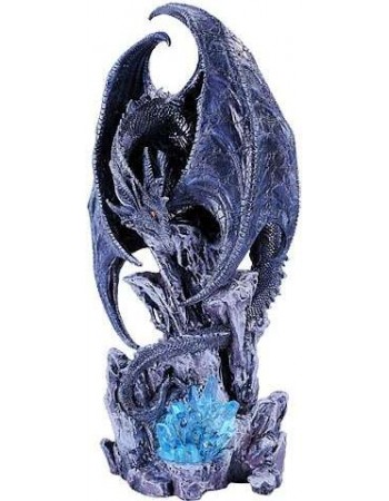 Morning Stretch Dragon Light Mythic Decor  Dragon Statues, Angels, Myths & Legend Statues & Home Decor