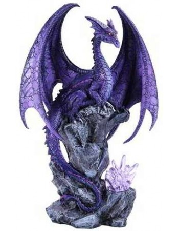 Hoarfrost Dragon Light  Mythic Decor  Dragon Statues, Angels, Myths & Legend Statues & Home Decor