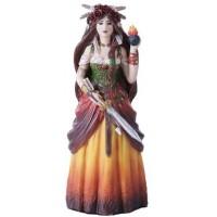 Brigid Goddess Statue