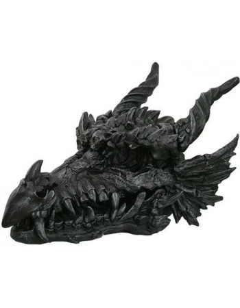 Dragon Skull Large Statue Mythic Decor  Dragon Statues, Angels & Demons, Myths & Legends |Statues & Home Decor