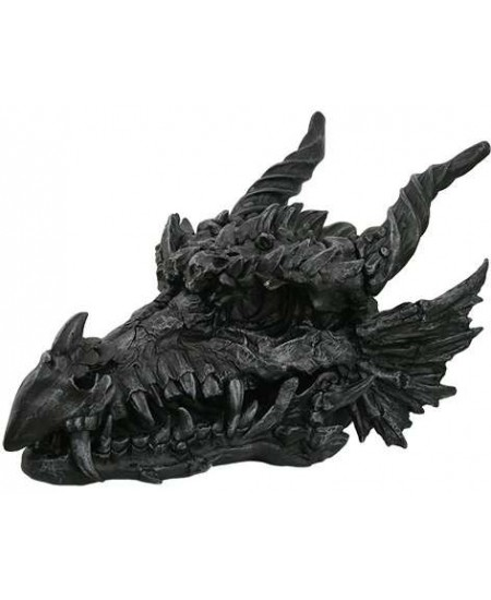 Dragon Skull Large Statue at Mythic Decor,  Dragon Statues, Angels, Myths & Legend Statues & Home Decor