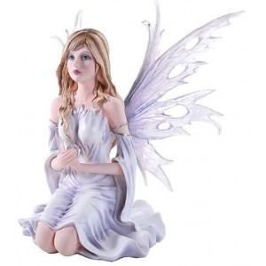 Winter Fairy Statue Mythic Decor  Dragon Statues, Angels & Demons, Myths & Legends |Statues & Home Decor