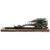 Green Dragon Incense Burner