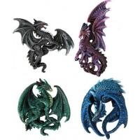 Dragon Magnets Set of 4