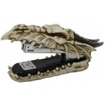 Bone Dragon Skull Desktop Stapler at Mythic Decor,  Dragon Statues, Angels, Myths & Legend Statues & Home Decor