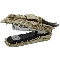Bone Dragon Skull Desktop Stapler