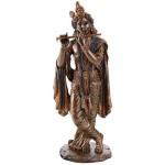 Krishna Hindu God Statue at Mythic Decor,  Dragon Statues, Angels, Myths & Legend Statues & Home Decor