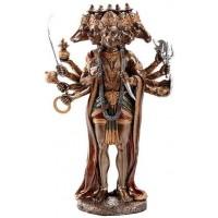 Hanuman Hindu God 10 Inch Statue