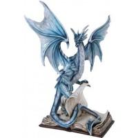 Dragon Spell Fantasy Art Statue